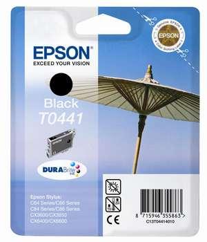 Epson t04414010  cartuccia nero 540p