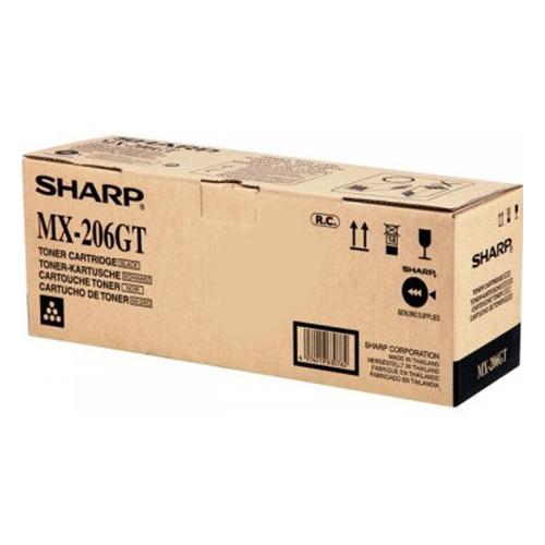 Sharp MX-206GT  toner originale, durata 16.000 pagine