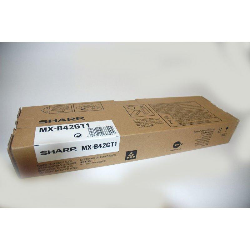 Sharp MXB42GT1  toner originale nero, durata 20.000 pagine