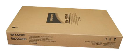 Sharp mx-230hb vaschetta recupero toner di scarto