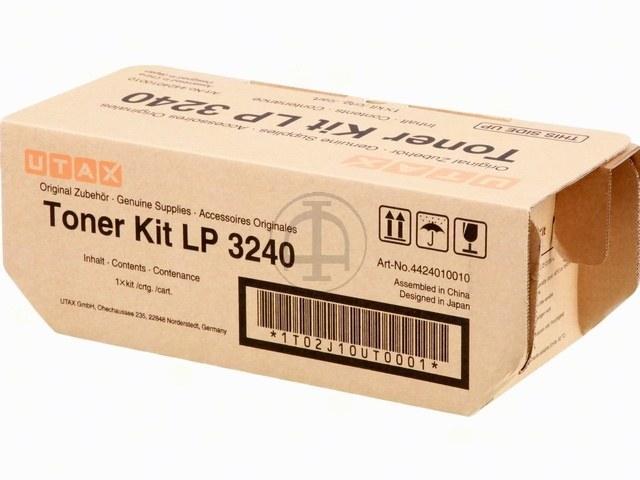 Utax-Triumph Adler 4424010110 toner nero, durata 15.000 pagine