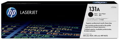 toner e cartucce - CF210A toner nero, durata 1.600 pagine