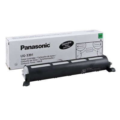 Panasonic UG-3391  toner originale nero, durata 3.000 pagine