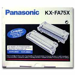 Panasonic KX-FA75X  toner 8.000p+tamburo