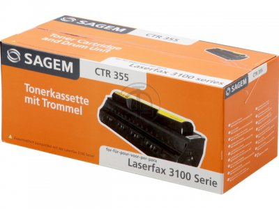 Sagem ctr-355 toner originale 2.000p