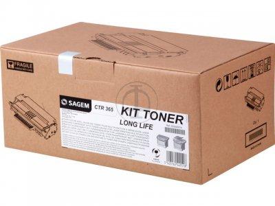 Sagem ctr-365 toner originale 4.400p
