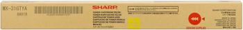 Sharp MX-31GTYA Toner originale giallo, durata 15.000 pagine