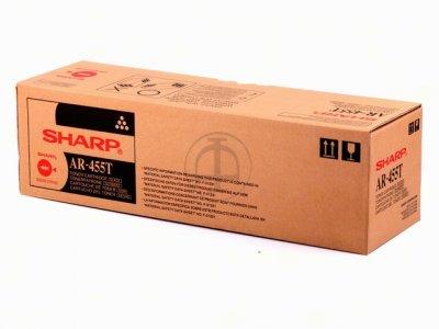 Sharp AR-455LT  toner nero , durata indicata 35.000 pagine