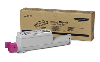 Xerox 106R01219  toner magenta alta resa, durata indicata 12.000 pagine