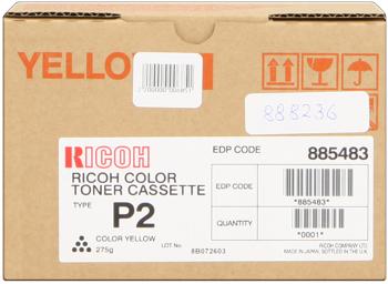 Lanier 888236 toner giallo 10.000p