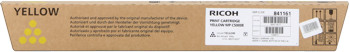 Lanier 841161 toner giallo, durata 15.000 pagine