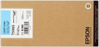 Epson T596500  Cartuccia cyano-chiaro, capacit� (350ml), Ultra Chrome HDR
