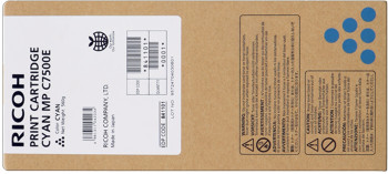 Lanier 841101 toner cyano 18.000p