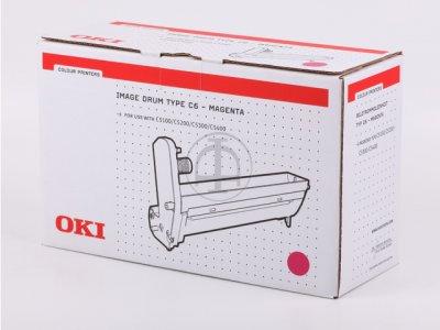toner e cartucce - 42126606 tamburo di stampa magenta 17.000p