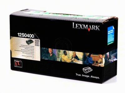 Lexmark 12s0400 toner originale 2.500p