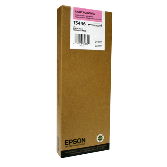 Epson T544600 Cartuccia magenta chiara, capacit� 220ml