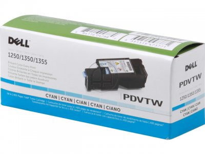 Dell 593-11017 toner cyano 700p