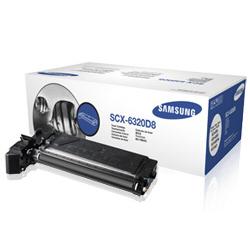 Samsung scx-6320d8 toner originale nero, durata 8.000 pagine