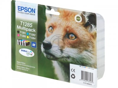 Epson T12854010  multipack nero-cyano-magenta-giallo (4Pz)cap.standard
