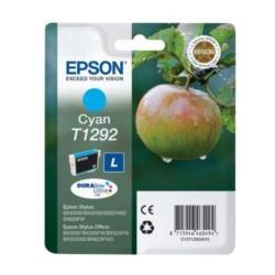 Epson T12924011  cartuccia cyano 470p