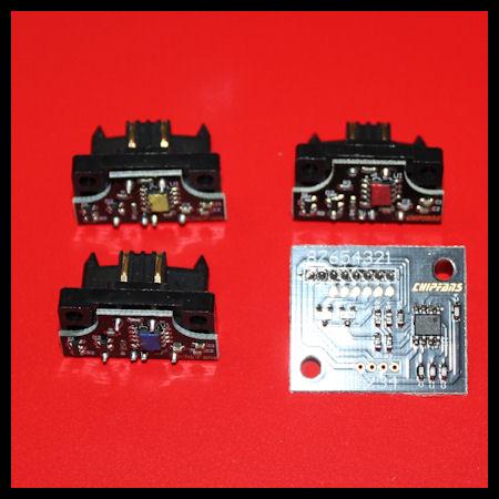 konica Minolta 768lr Chip reset unit� tamburo di stampa.Kit 4 PZ(c-m-y-bk)