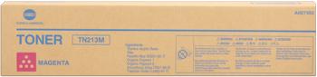 konica Minolta tn-213m toner magenta durata 19.000 pagine