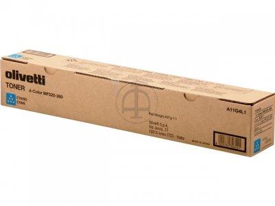 Olivetti B0857 toner cyano, durata 26.000 pagine