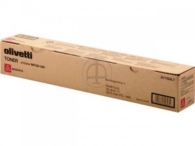 Olivetti B0856  toner magenta, durata 26.000 pagine