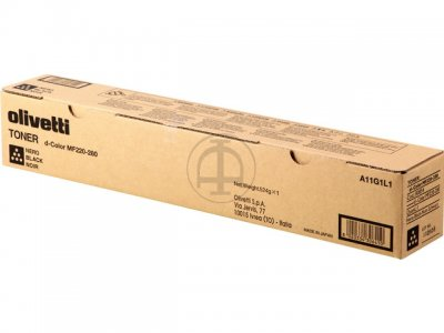 Olivetti B0854 toner nero, durata 29.000 pagine