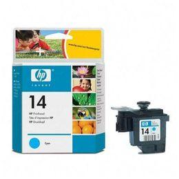 Hp C4921A  Testina per stampa ciano
