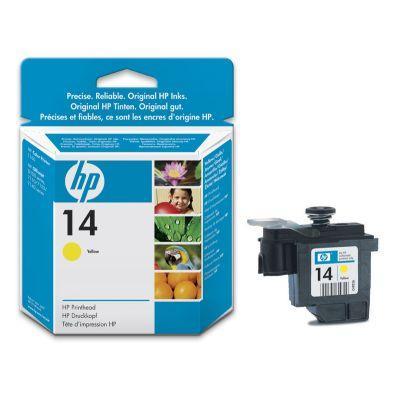 Hp C4923A  Testina per stampa giallo