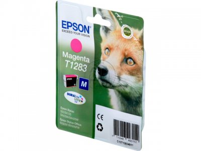 Epson C13T12834011 cartuccia magenta 3,5ml