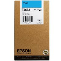 Epson T603200  Cartuccia cyano, capacita 220ml