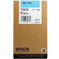 Epson T603500  Cartuccia cyano-chiaro, capacit� 220ml