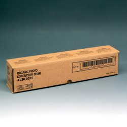 Nashuatec A230-9510 tamburo originale nero, durata indicata 150.000 pagine