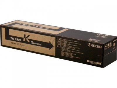 kyocera TK-8305K toner nero, durata 25.000 pagine
