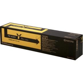 kyocera TK-8305Y toner giallo, durata 15.000 pagine