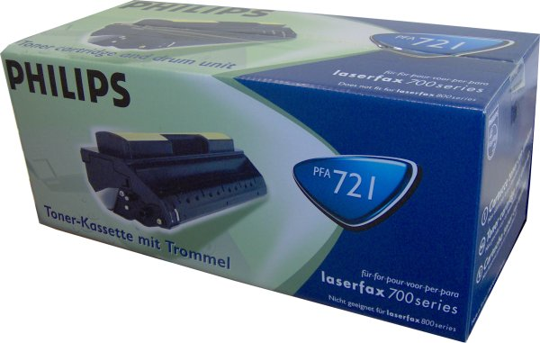 Philips PFA-721  toner nero 7.000p