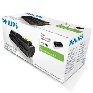 Philips PFA-741  toner originale nero, durata 3.000 pagine