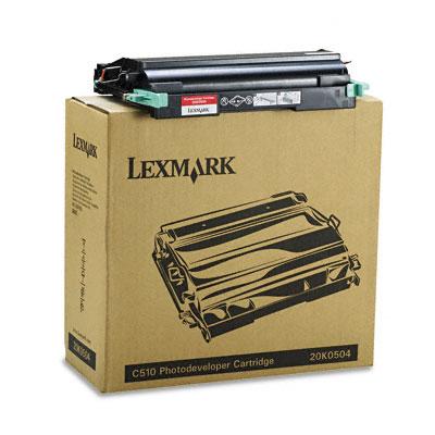 Lexmark 20K0504  tamburo di stampa