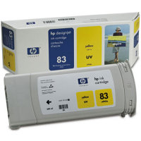 Hp C4943A  cartuccia originale giallo uv 680ml