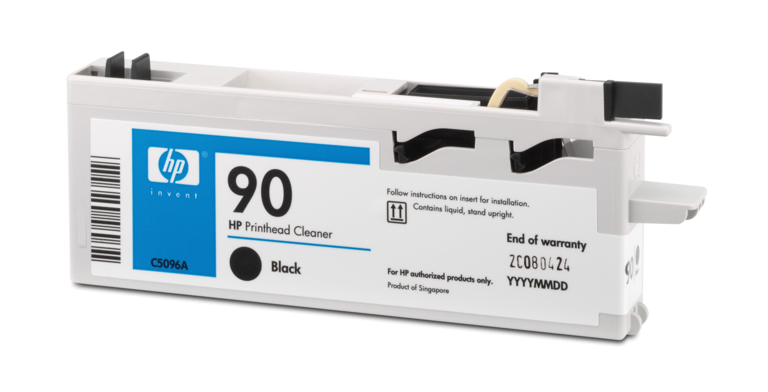 Hp C5096A  Testina per stampa nero Dispositivo di pulizia per testina