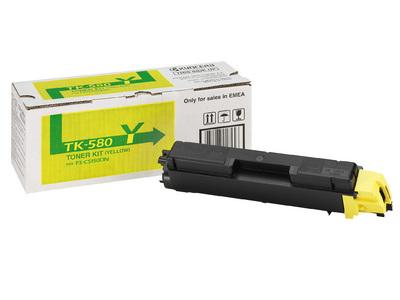 kyocera TK-580Y toner giallo 2.800 pagine