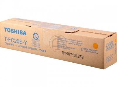 Toshiba T-FC20EY  toner giallo 16.800p