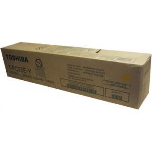 Toshiba T-FC25EY toner giallo, capacit�  26.800 pagine