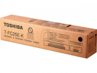 Toshiba T-FC25EK toner nero, capacit� di stampa 34.200 pagine