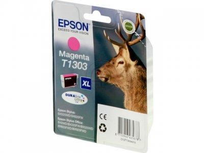 Epson C13T13034010 cartuccia magenta, durata 755 pagine