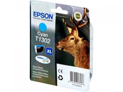 Epson C13T13024010 cartuccia cyano, durata 775 pagine