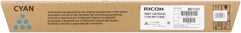 Nashuatec 841127 toner cyano, durata 15.000 pagine