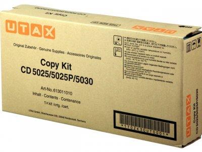 Utax-Triumph Adler 613011010  toner nero, durata  15.000 pagine